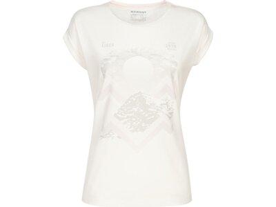 MAMMUT Damen Mountain T-Shirt Women Weiß
