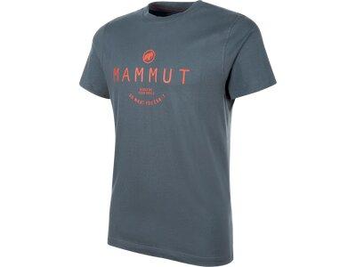 MAMMUT Herren Shirt Seile Grau