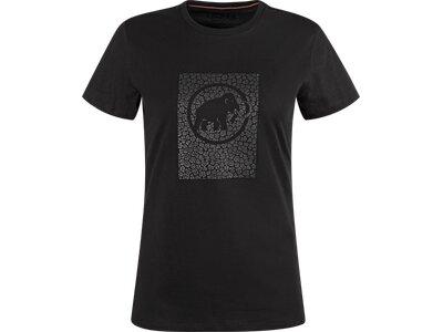 MAMMUT Damen Seile T-Shirt Women Schwarz