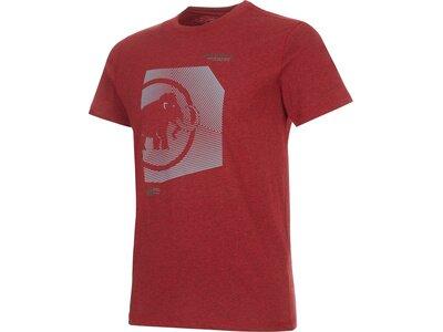 """MAMMUT Herren T-Shirt """"Sloper"""" Rot"""