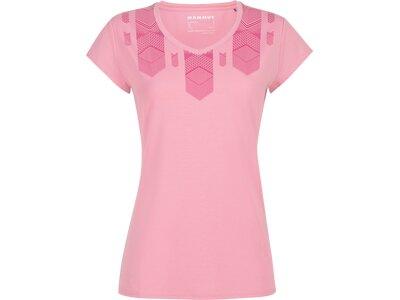 MAMMUT Damen Trovat T-Shirt Women Pink
