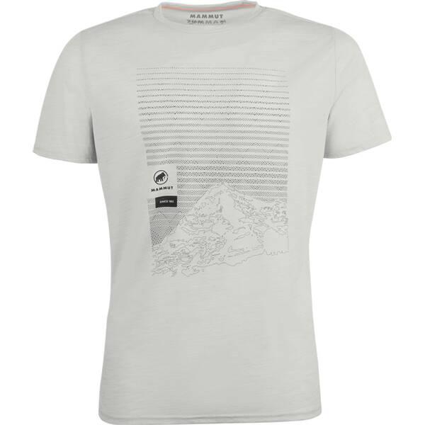 MAMMUT Herren Alnasca T-Shirt Men
