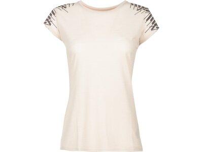 MAMMUT Damen Alnasca T-Shirt Women Weiß