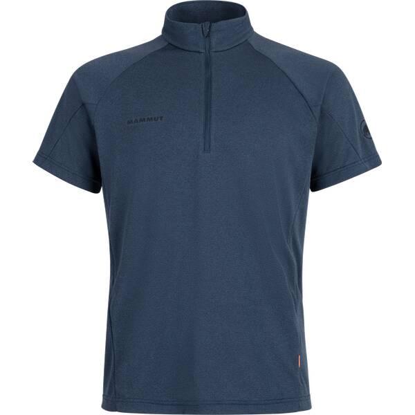 MAMMUT Herren Aegility Half Zip T-Shirt Men