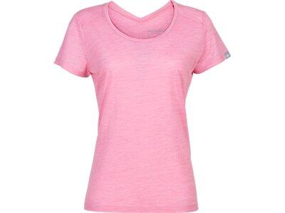MAMMUT Damen Alvra T-Shirt Women Pink