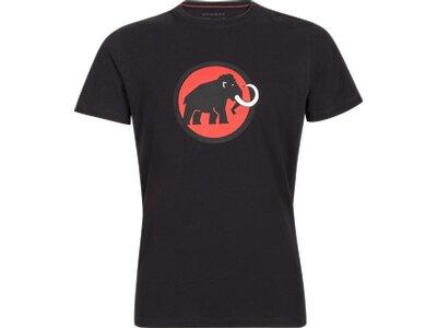 MAMMUT Herren Classic T-Shirt Men Schwarz