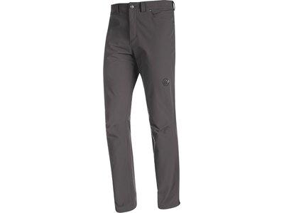 MAMMUT Herren Hose Hiking SO Pants Men Grau