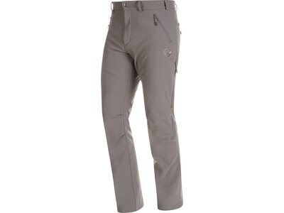 MAMMUT Herren Hose Winter Hiking SO Grau