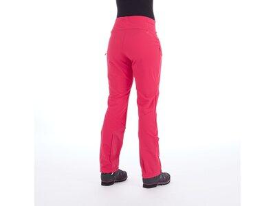 MAMMUT Damen Hose Aenergy Pro SO Pants Women Pink