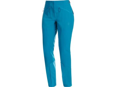 MAMMUT Damen Hose Aenergy Pro SO Pants Women Blau