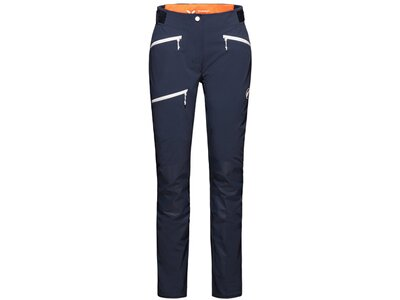 MAMMUT Damen Hose Eisfeld Light SO Pants Women Blau