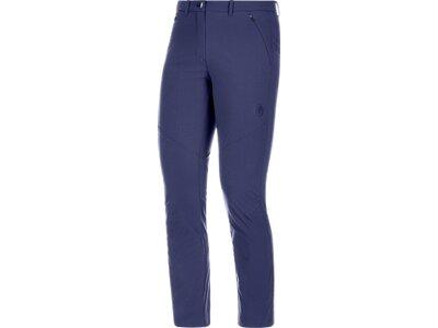 MAMMUT Damen Hose Hiking RG Blau