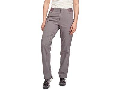 MAMMUT Damen Massone Pants Women Grau