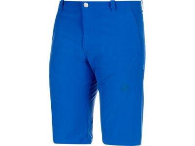 MAMMUT Herren Shorts Runbold Blau