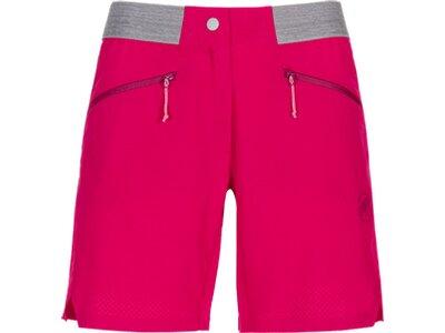 """MAMMUT Damen Shorts """"Sertig"""" Pink"""