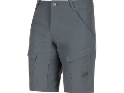MAMMUT Herren Shorts Zinal Grau