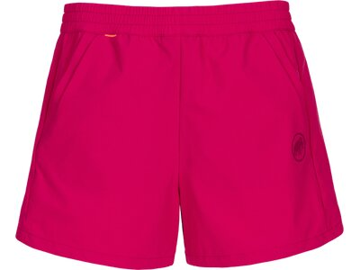 MAMMUT Damen Crashiano Shorts Women Rot