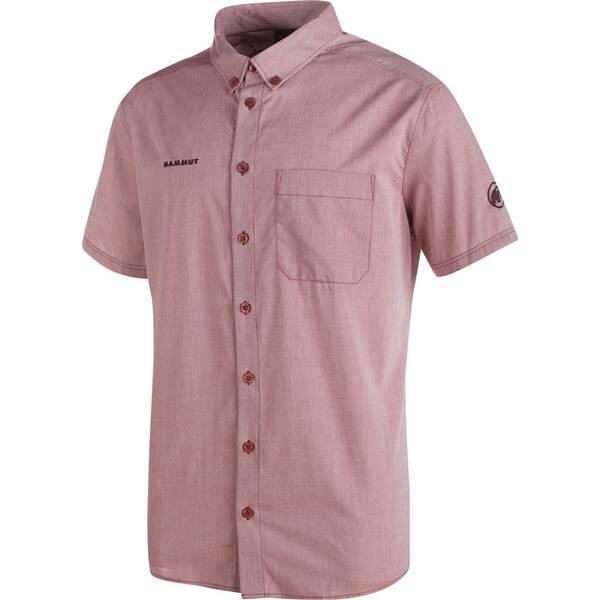 MAMMUT Herren Hemd Trovat Shirt