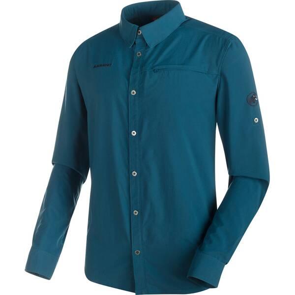 MAMMUT Herren Hemd Trovat Advanced Longsleeve Shirt
