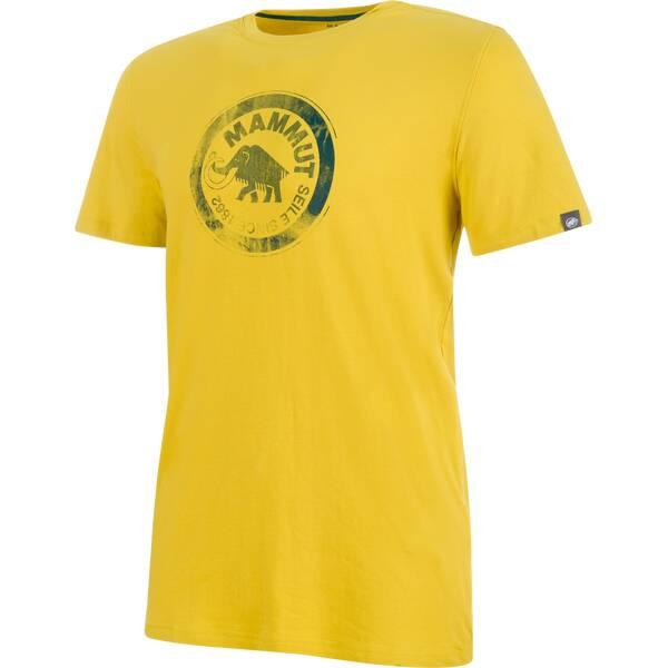 MAMMUT Herren Klettershirt Seile Kurzarm | Sportbekleidung > Sportshirts > Klettershirts | Pvc | MAMMUT