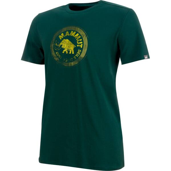 MAMMUT Herren Klettershirt Seile Kurzarm | Sportbekleidung > Sportshirts > Klettershirts | Dark | Pvc | MAMMUT