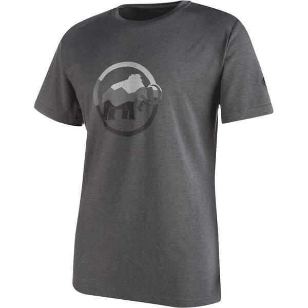 MAMMUT Herren Shirt Trovat T-Shirt Schwarz