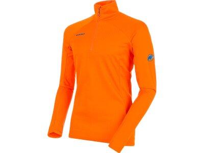 "MAMMUT Herren Sweatshirt ""Moench Advanced"" Orange"