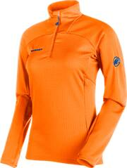 MAMMUT Damen Longsleeve Moench Advanced Half Zip Longsleeve