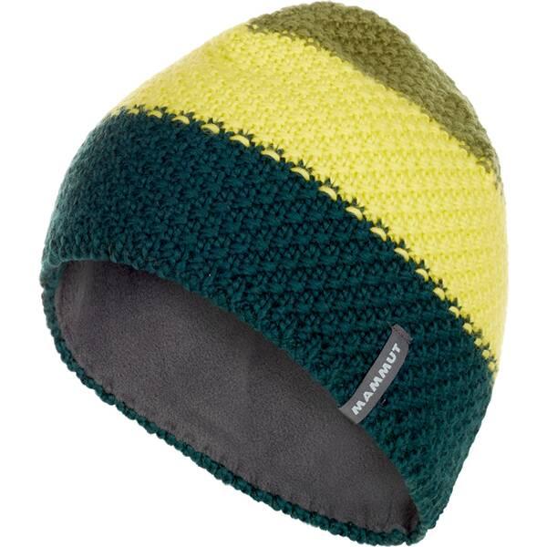 MAMMUT Mütze / Strickmütze Alyeska Beanie | Accessoires > Mützen > Strickmützen | Dark | MAMMUT