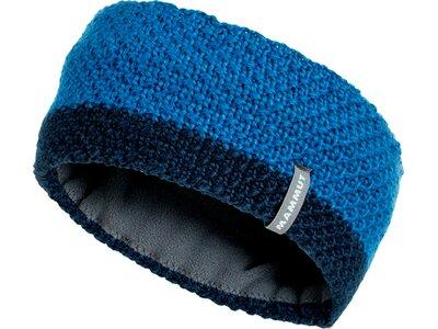 MAMMUT Stirnband Alyeska Headband Blau