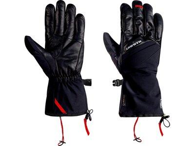 MAMMUT Herren Handschuhe Meron Thermo 2 in 1 Glove Schwarz