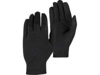 MAMMUT Stretch Glove Schwarz