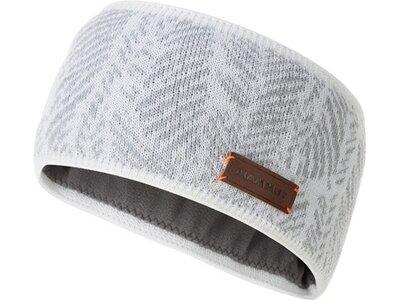 MAMMUT Herren Snow Headband Weiß