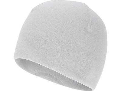 MAMMUT Mütze Fleece Beanie Silber