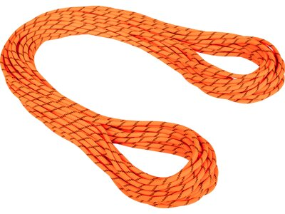 MAMMUT 8.7 Alpine Sender Dry Rope Orange