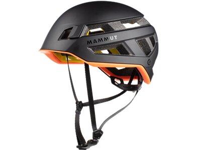 MAMMUT Crag Sender MIPS Helmet Grau