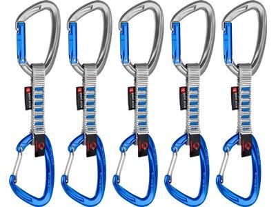MAMMUT 5er Pack Crag Indicator Wire Express Sets Blau