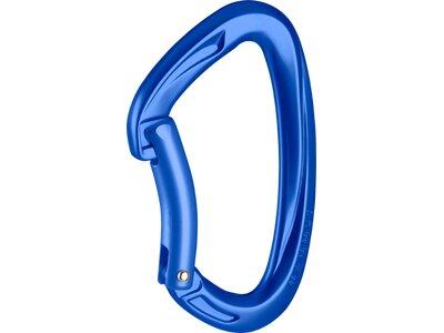 MAMMUT Karabiner Crag Key Lock Blau