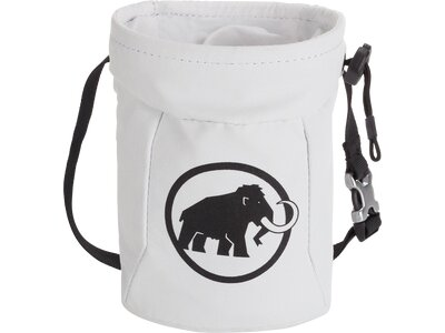 MAMMUT Realize Chalk Bag Grau
