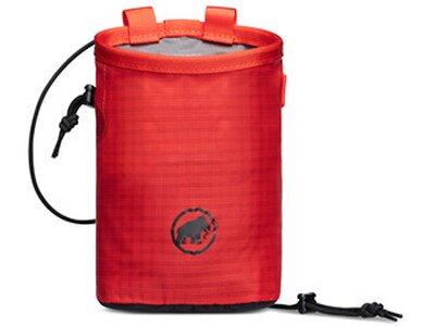 MAMMUT Kalkbag Basic Chalk Bag Rot