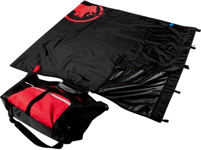 MAMMUT Relaxation Rope Bag Schwarz