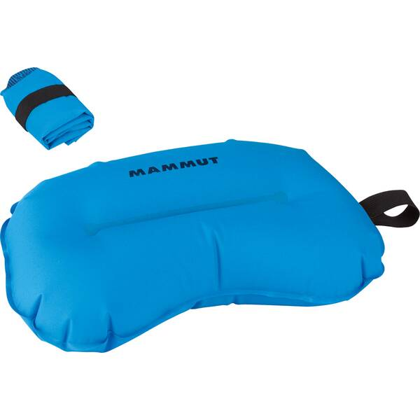 MAMMUT Air Pillow Blau