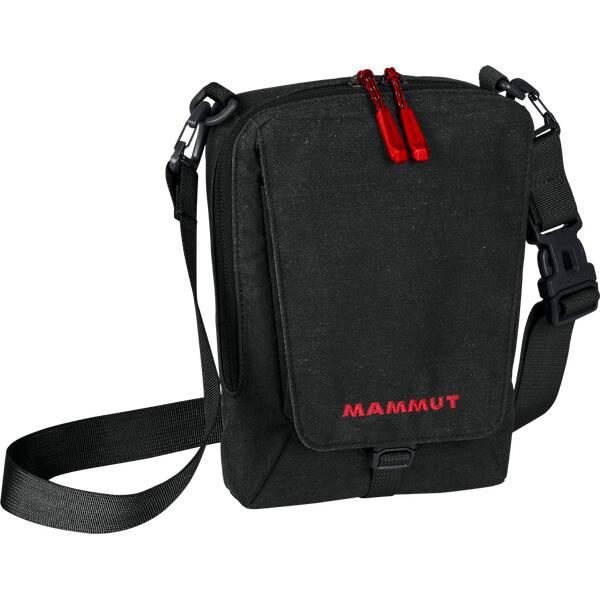 MAMMUT Kleintasche Täsch Pouch Mélange | Schmuck > Schmuckaufbewahrungen > Schmuckkästen | Black | mammut