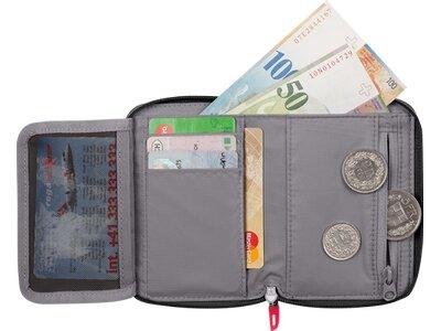 MAMMUT Kleintasche Zip Wallet Schwarz
