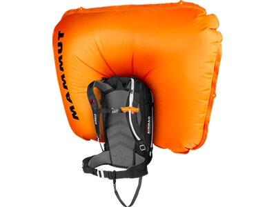 MAMMUT Longsleeve Ride Removable Airbag 3.0 Grau