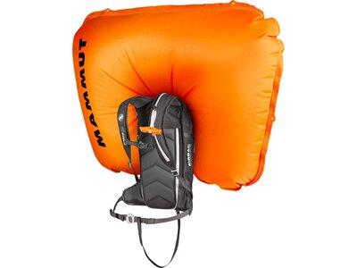 MAMMUT Lawinenrucksack Flip Removable Airbag 3.0 Grau