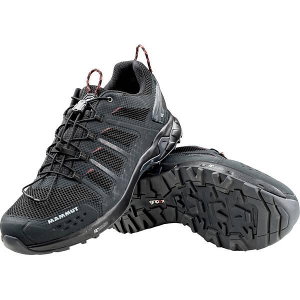 MAMMUT Herren Leichtwanderschuhe T Aegility Low GTX   Schuhe > Outdoorschuhe > Wanderschuhe   Black - Dark - Lava   MAMMUT