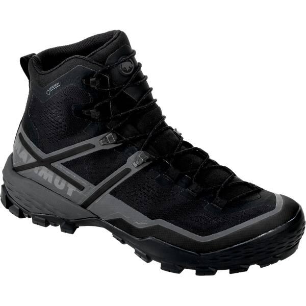 MAMMUT Herren Multifunktionsstiefel Ducan High GTX® | Schuhe > Outdoorschuhe > Wanderstiefel | Black | mammut