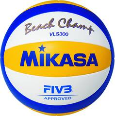 MIKASA Beachvolleyball Beach Champ VLS 300, DVV