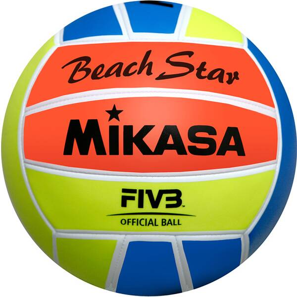 MIKASA Beachvolleyball Beach Star